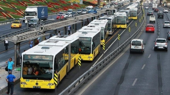 İstanbul'da toplu ulaşıma yüzde 50 bayram indirimi