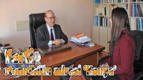 Yerli otomobilin adresi 'Konya'