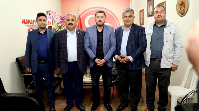 AK Parti – MHP dostluğu