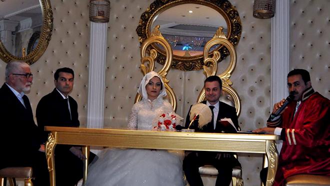 Büyükavcıoğlu  ailesinin mutlu günü