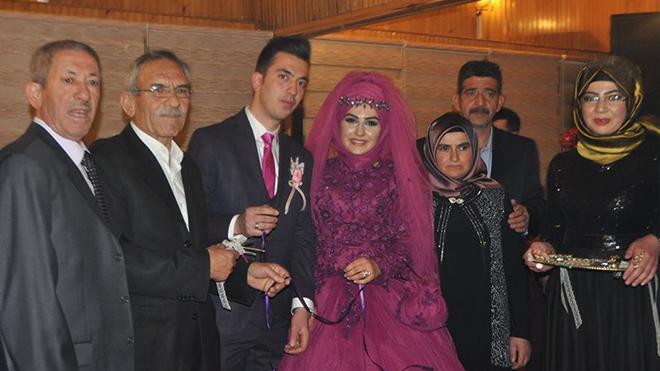 Rabia ile Muhammet  evliliğe ilk adımı attı