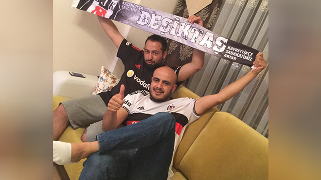 Beşiktaş deyince hayat durur