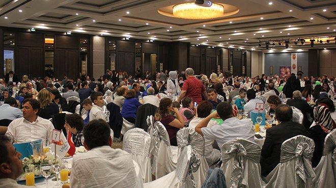 Veterinerler günü Konya'da coşku ile kutlandı