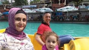 Samancı ailesi Meram gezisinde