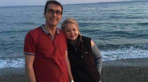 Ali Bölek emekliliğin tadını eşiyle gezerek çıkarıyor