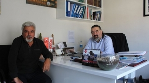 Haydar Öztaş'tan  Dargeçit'e ziyaret