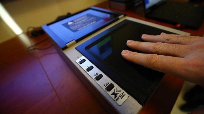 Biyometrik sistem ile tren biletleri tarih oluyor