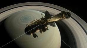 NASA 'büyük finalini' başlatıyor: Cassini Satürn'e çarpacak