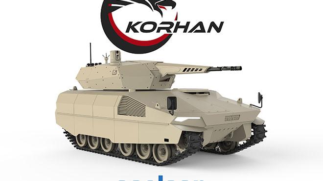 ASELSAN'dan yeni zırhlı sistem