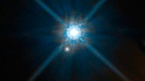 Hubble Teleskobu ışığın kütle çekimiyle bükülüşünü kayda aldı