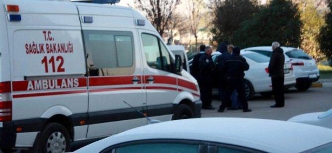 Ekmek Almaya Çıkan Polis Memuru Başından Vurulmuş Halde Bulundu