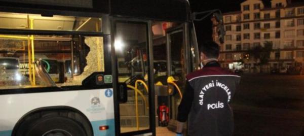 Otobüs şoförü, araca binerken uyardığı baba oğul tarafından bıçaklandı
