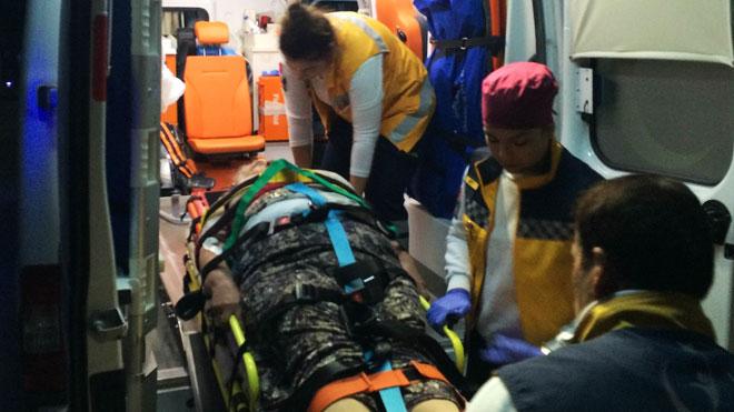 Kulu'da kaza; 5 kişi yaralandı
