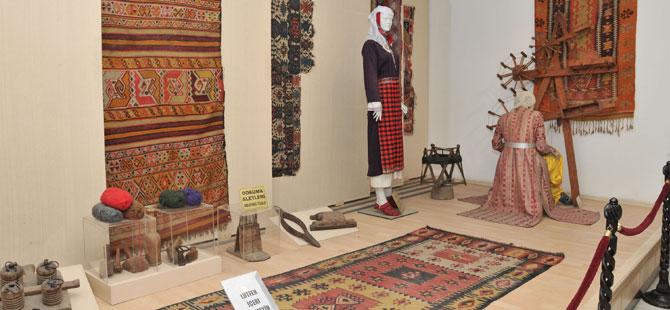 Keçiören Etnografya Müzesi Büyük Beğeni Topluyor