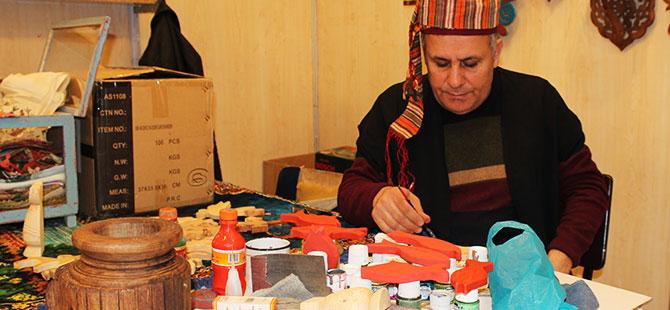 Osmanlının iddialı sanatı 'oymacılık'
