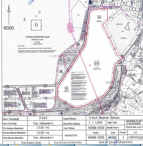 Meram Belediyesi 135 bin tl lik  arsaları satılığa çıkardı