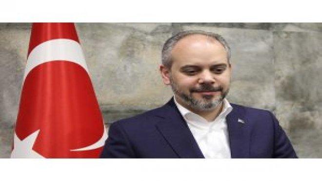 Gençlik ve Spor Bakanı Kılıç: Arda Turan önemli bir marka