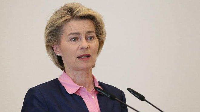 Almanya Savunma Bakanı Leyen: Askerlerin Ürdün'e taşınmasında tam tarih vermek zor