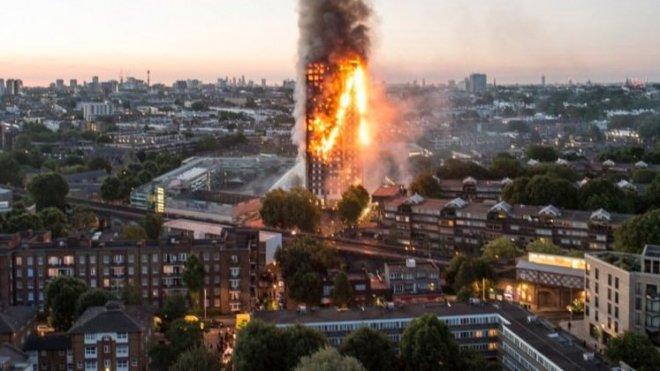 Londradaki felaketin bilançosu: 58 ölü