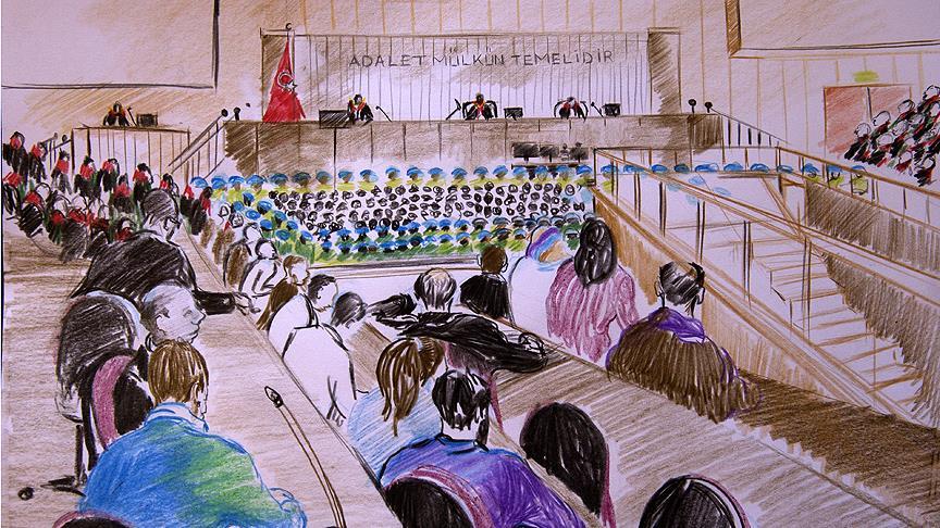 Genelkurmay çatı davasında ilk FETÖ itirafı