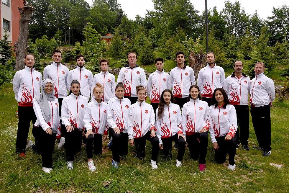 Konyalı tekvandocular, Dünya Tekvando Şampiyonası'nda mücadele edecek