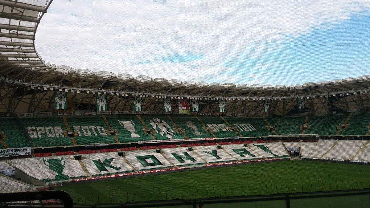 Ziraat Türkiye Kupası Büyükşehir Stadı tribünlerine de işlendi