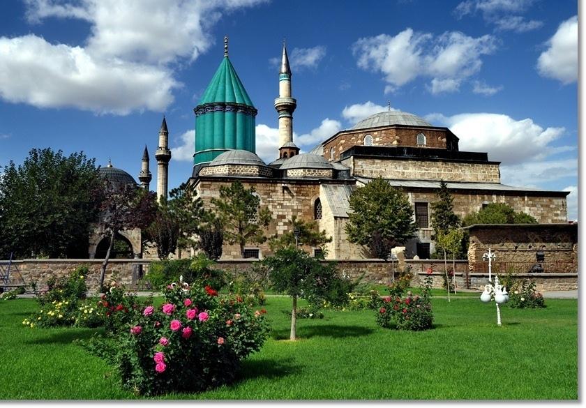 Konya'da Bayramda tüm müzeler açık