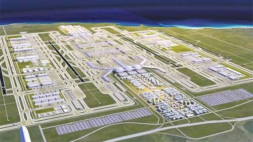 Üçüncü havalimanı projesi