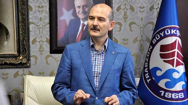 Süleyman Soylu'dan yeni operasyon sinyali