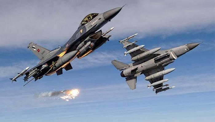 Savaş uçakları Yüksekova kırsalını vurdu!