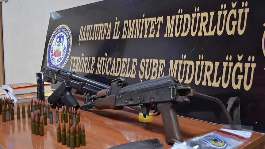 Suruç'ta yakalanan 4 teröristin planları ortaya çıktı