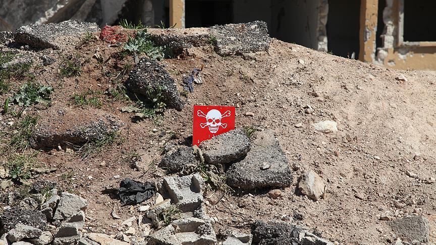 Fransa ile ABD Suriye'de kimyasal saldırı olursa beraber vuracak