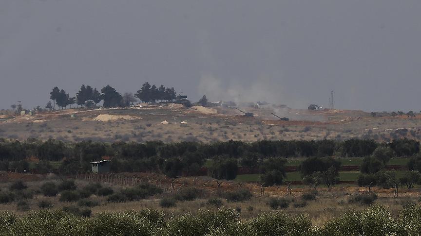 Azez'e saldıran teröristler etkisiz hale getirildi