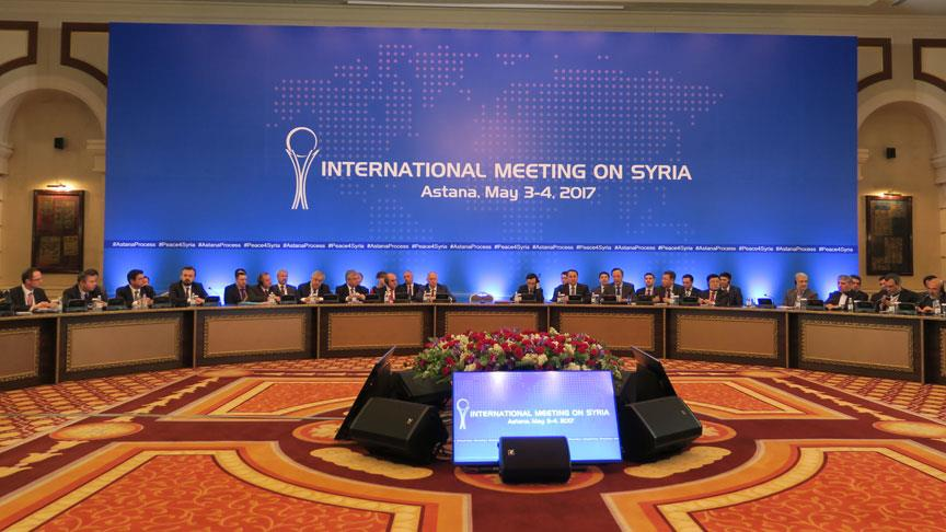 Suriye için ortak çalışma grubu toplantısı düzenlenecek