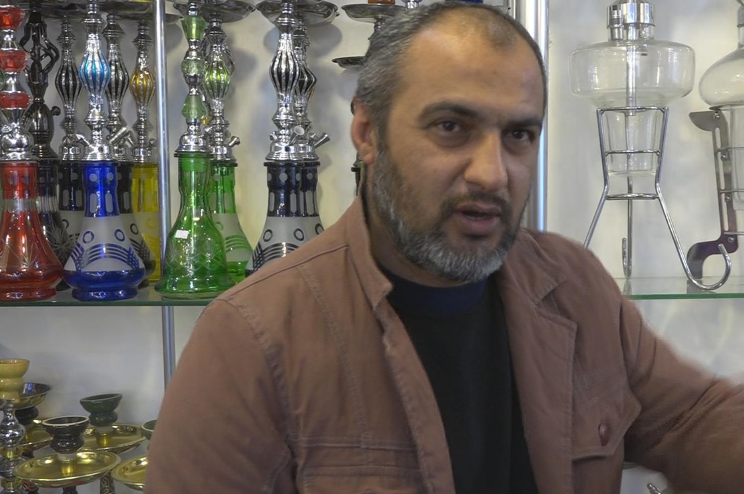 Konya'da bir  nargile-hane ( Özel Haber )