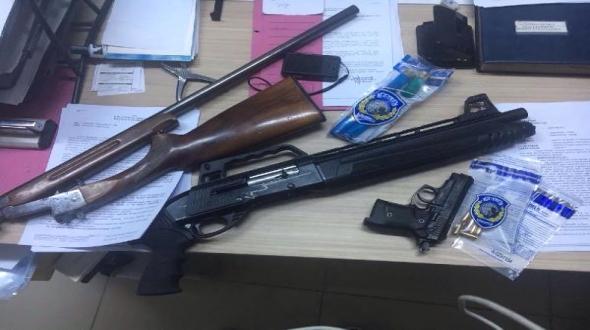 Karapınar'daki İçkili Eğlence Yerlerine Polis Denetimi