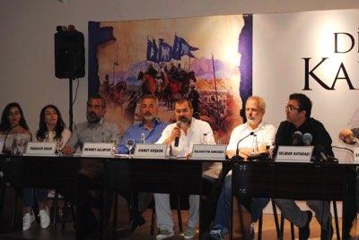 Direniş Karatayın çekimleri Konya'da başladı