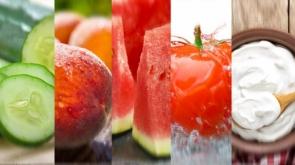 Aşırı sıcaklarda su deposu 8 besin