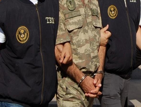 Konya'daki FETÖ operasyonunda 10 rütbeli asker tutuklandı
