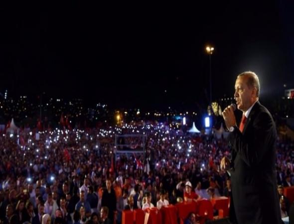 Erdoğan açıkladı: FETÖ'cülerle ilgili yeni karar!