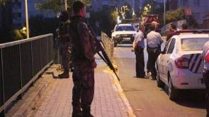 Tuzla'da polise silahlı saldırı; ağır yaralı polis şehit oldu