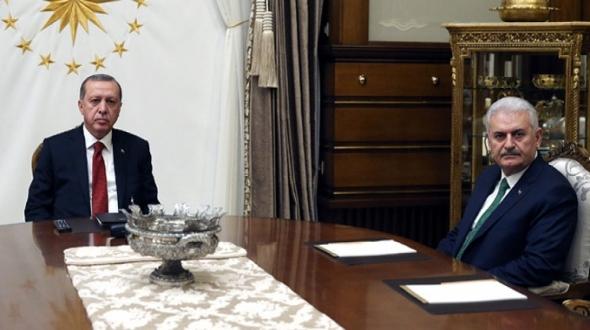 Ankara'da Sürpriz Görüşme! Yıldırım Erdoğan ile Görüşecek