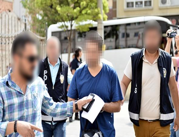 Eskişehir merkezli FETÖ operasyonun'da Konya'dan Gözaltı