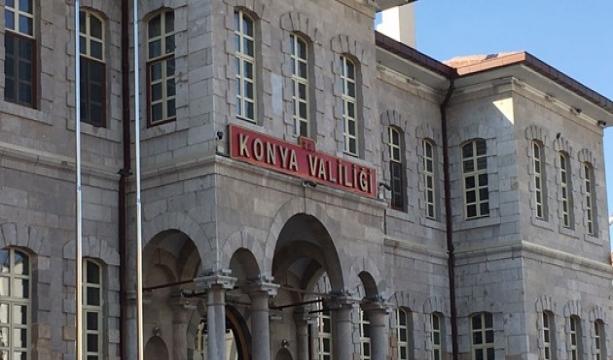 Konya'da iki bin 624 kişi memurluktan atıldı