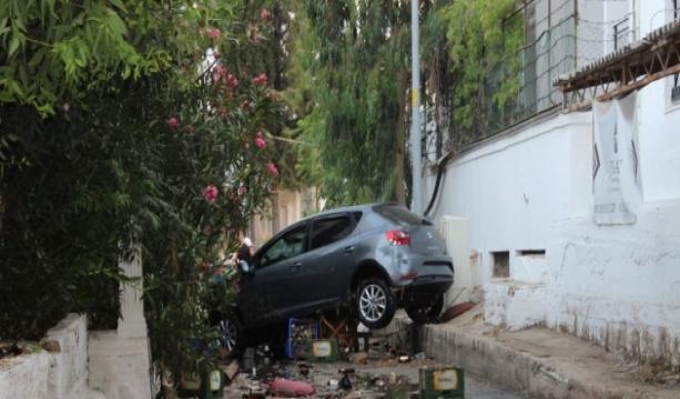 Bodrum'da deprem sonrası tsunami!
