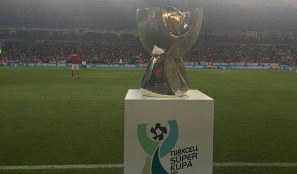 Süper Kupa finalinin bilet fiyatları belli oldu