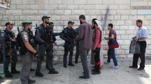 İsrail, 50 yaş altı Müslümanların mescide girişini yasakladı