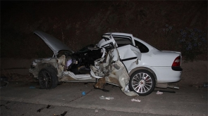 Konya'da feci kaza! Doktor ve babası öldü