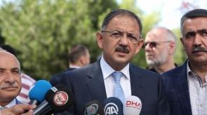 Bakan Özhaseki açıkladı: Yıkılması lazım!