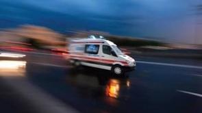 Karapınar'daki Trafik Kazası